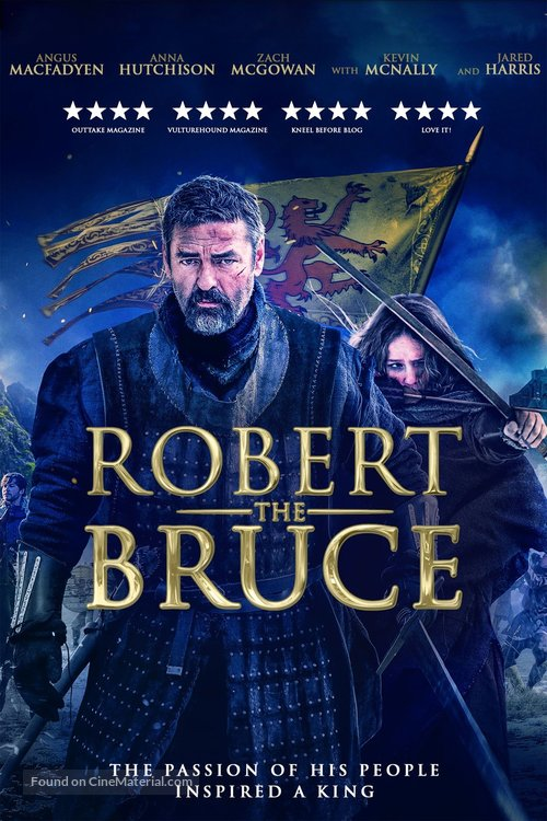 Robert the Bruce - Movie Cover