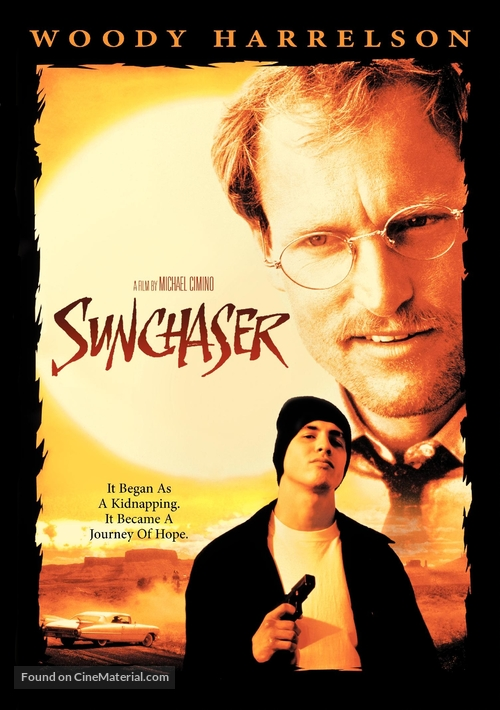 The Sunchaser - Movie Cover
