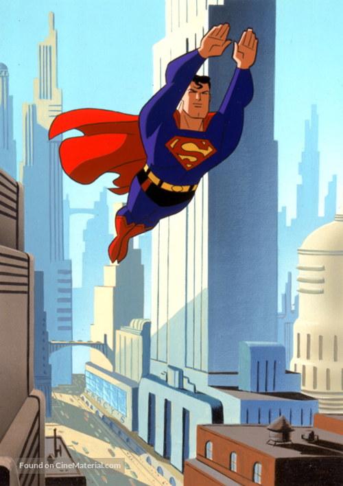 """""""Superman"""" - Key art"""