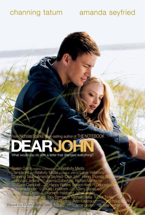 Dear John - Movie Poster