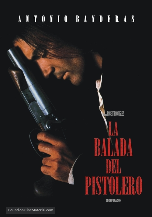 Desperado - Argentinian Movie Poster