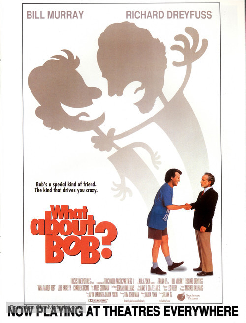 What About Bob? - Movie Poster