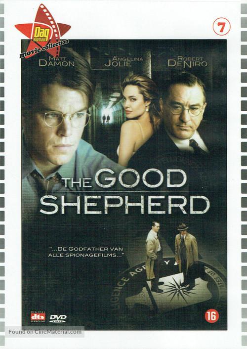 The Good Shepherd - Belgian DVD movie cover