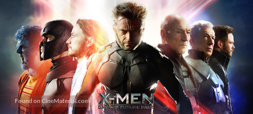 X-Men: Days of Future Past - poster