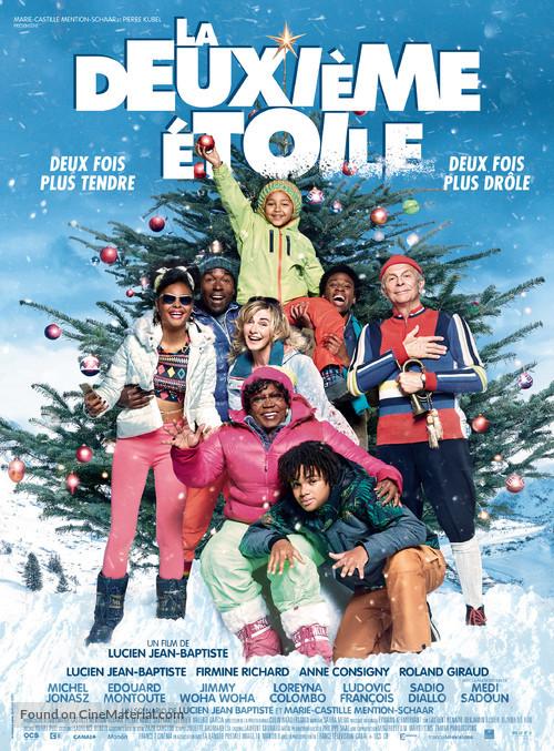 La deuxième étoile - French Movie Poster