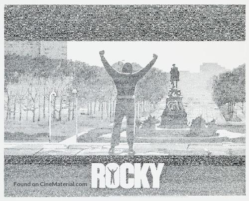 Rocky - Movie Poster