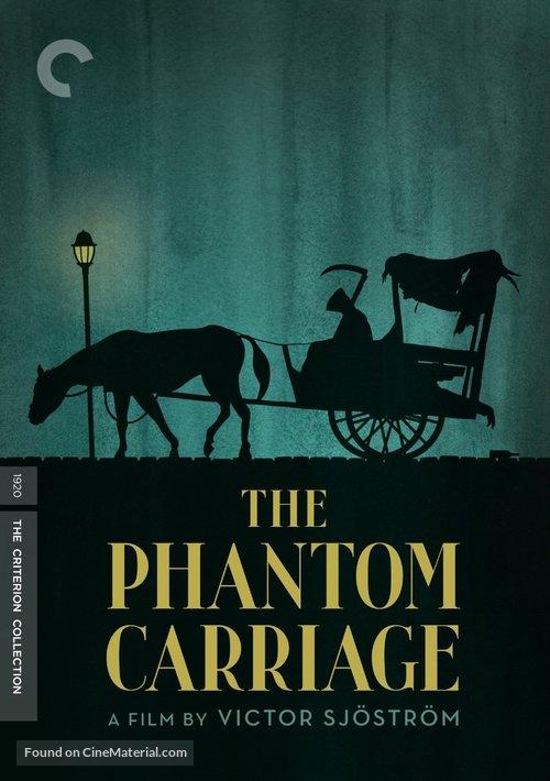Körkarlen - DVD movie cover