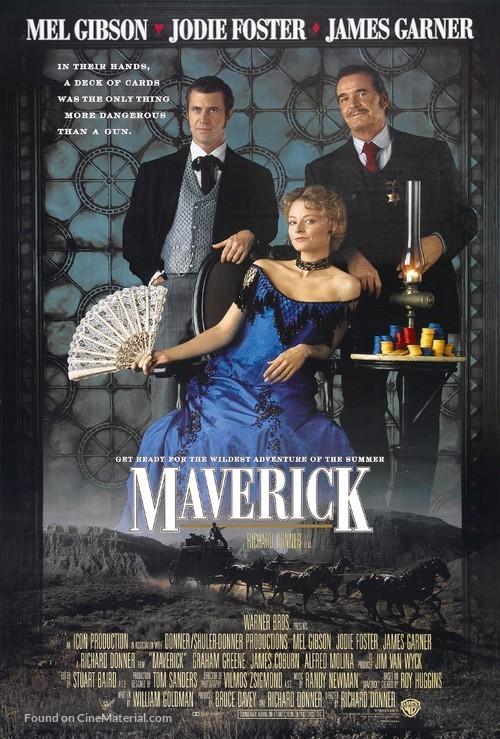 Maverick - Movie Poster