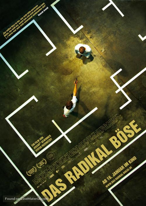 Das radikal Böse - German Movie Poster