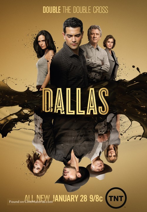 """Dallas"" - Movie Poster"
