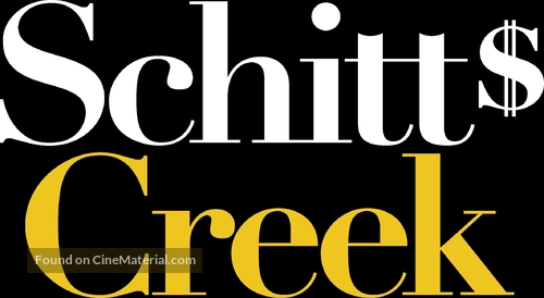 """""""Schitt's Creek"""" - Logo"""