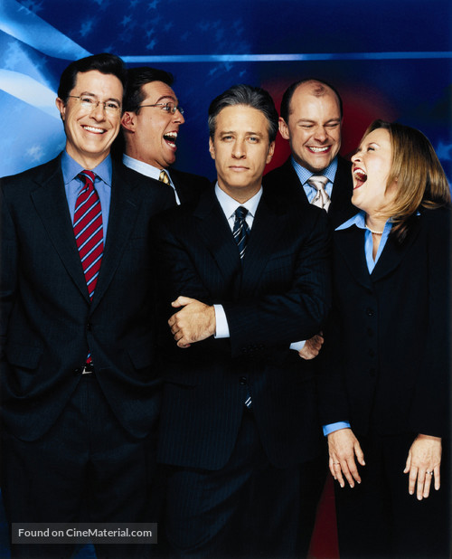 """""""The Daily Show"""" - Key art"""