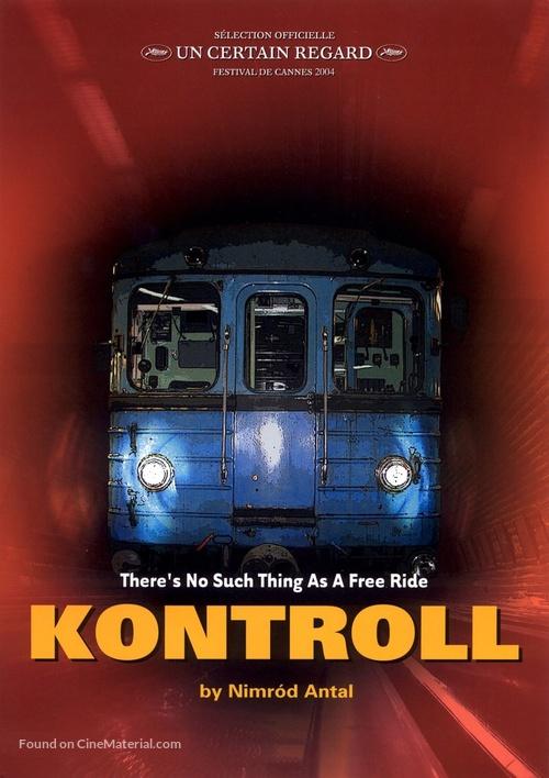 Kontroll - DVD cover