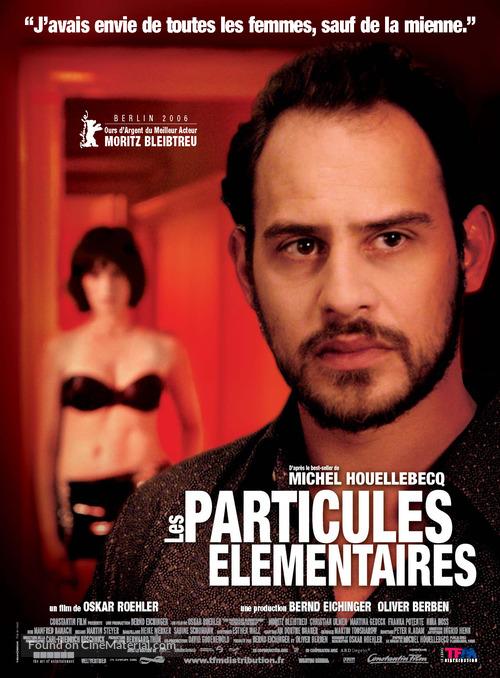 Elementarteilchen - French Movie Poster