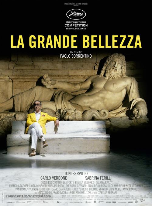 La grande bellezza - French Movie Poster