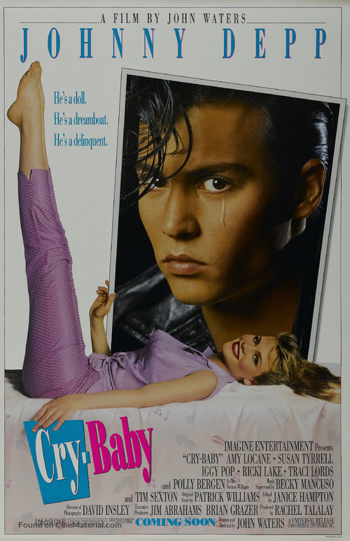 Cry-Baby - Movie Poster