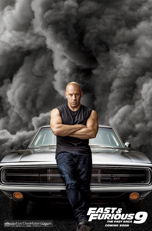 F9 - Movie Poster