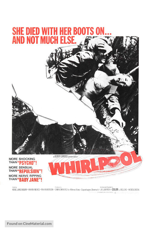 Whirlpool - Movie Poster
