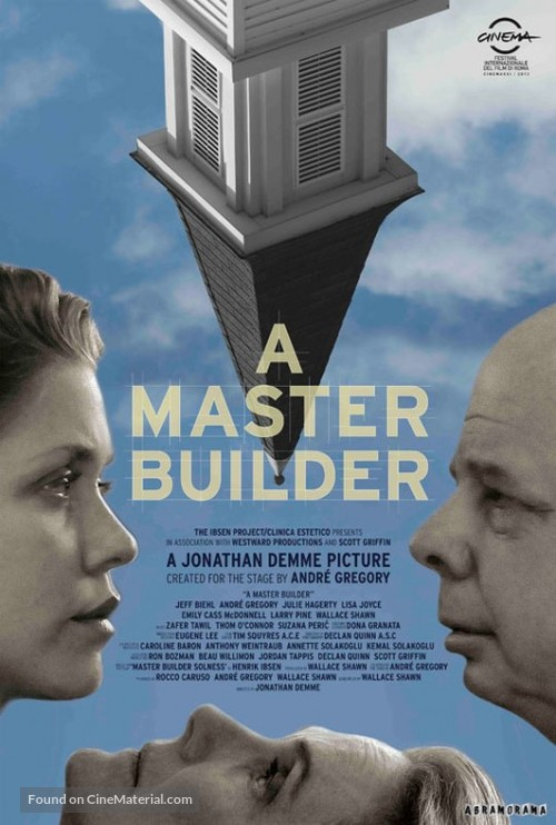 A Master Builder - Movie Poster