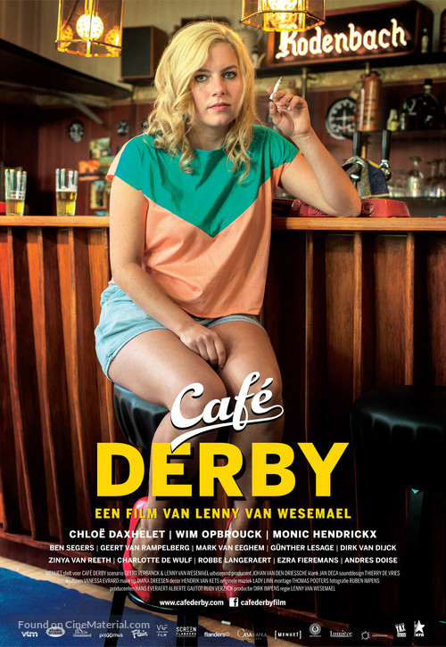 Café Derby - Dutch Movie Poster