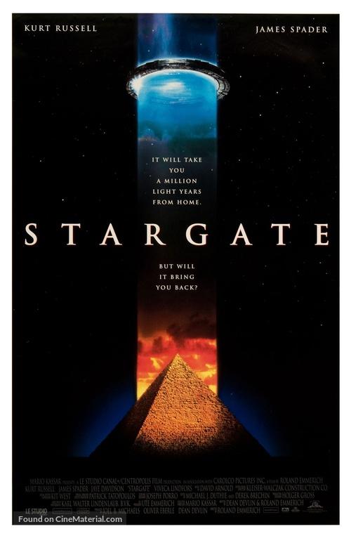 Stargate - Movie Poster