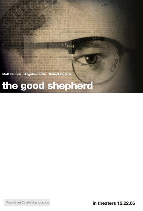 The Good Shepherd - Teaser movie poster
