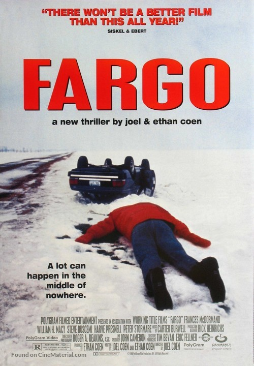 Fargo - Movie Poster