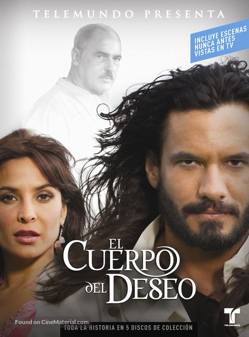"""""""El cuerpo del deseo"""" - Movie Cover"""