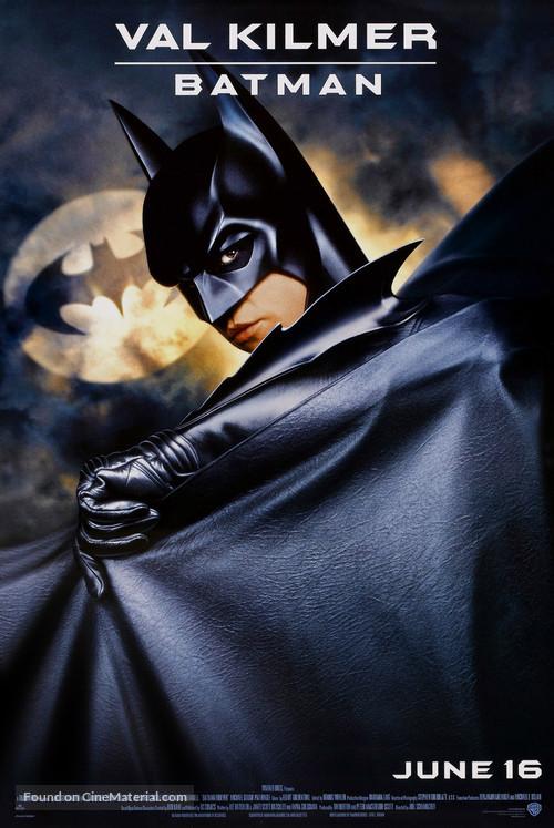 Batman Forever - Movie Poster