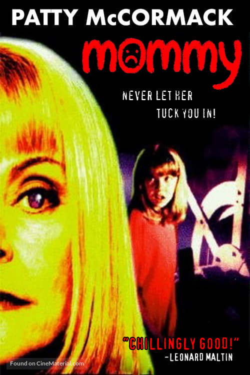 Mommy - Movie Cover