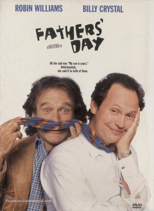 Fathers' Day - DVD cover