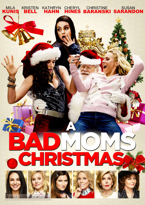 A Bad Moms Christmas Full Movie Movies