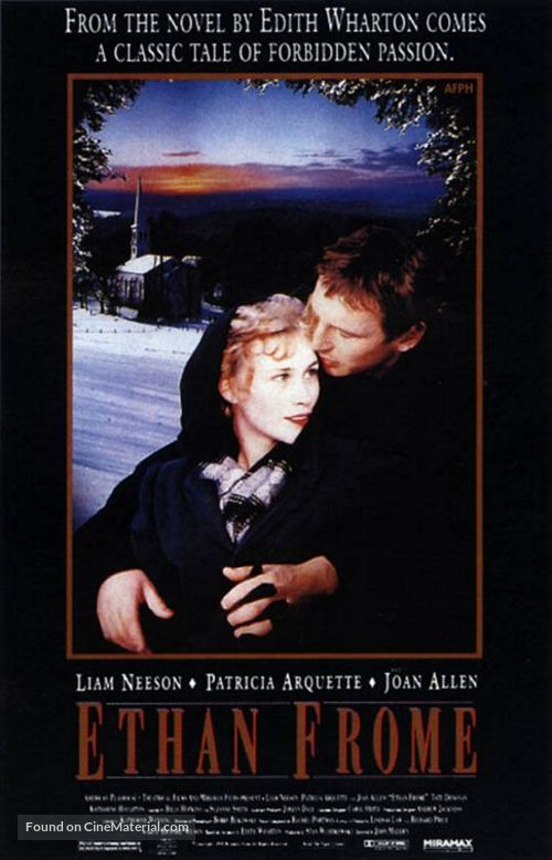 Ethan Frome - Movie Poster