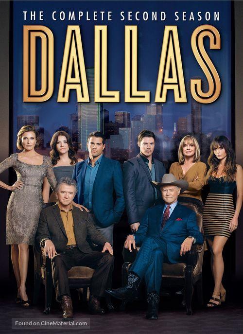 """""""Dallas"""" - DVD movie cover"""