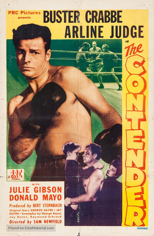 The Contender - Movie Poster
