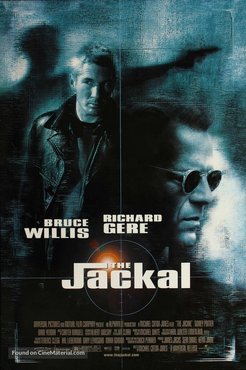 The Jackal - Movie Poster