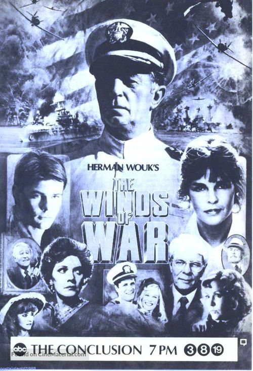 """""""The Winds of War"""" - poster"""