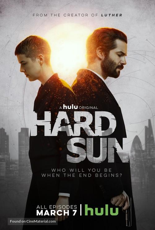 """""""Hard Sun"""" - Movie Poster"""