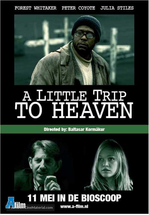 A Little Trip to Heaven - Dutch Movie Poster