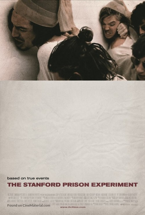 The Stanford Prison Experiment - Movie Poster