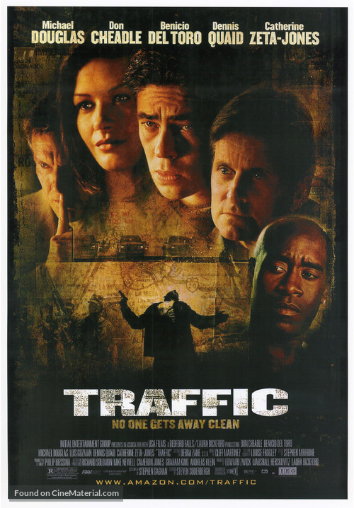 Traffic - Movie Poster