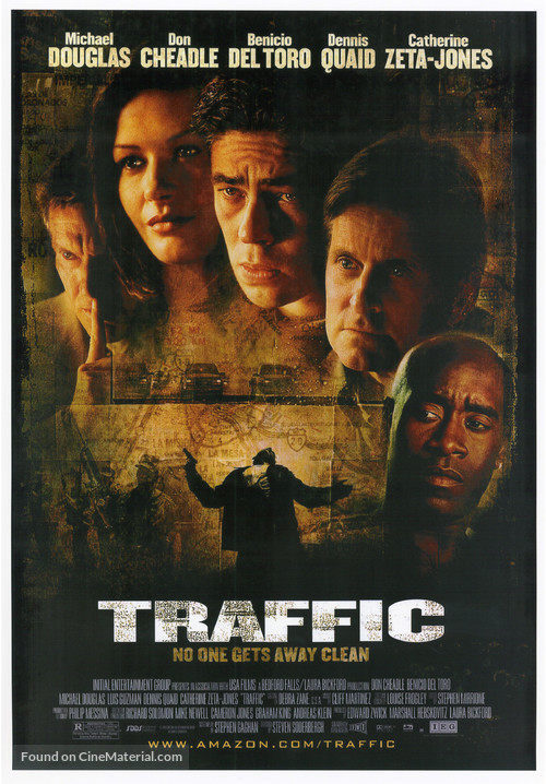 Traffic 2000 Movie Poster