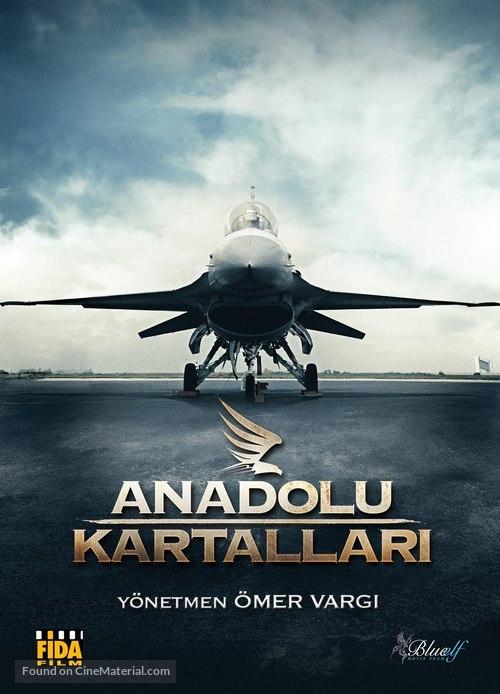 Anadolu Kartallari - Turkish Movie Poster