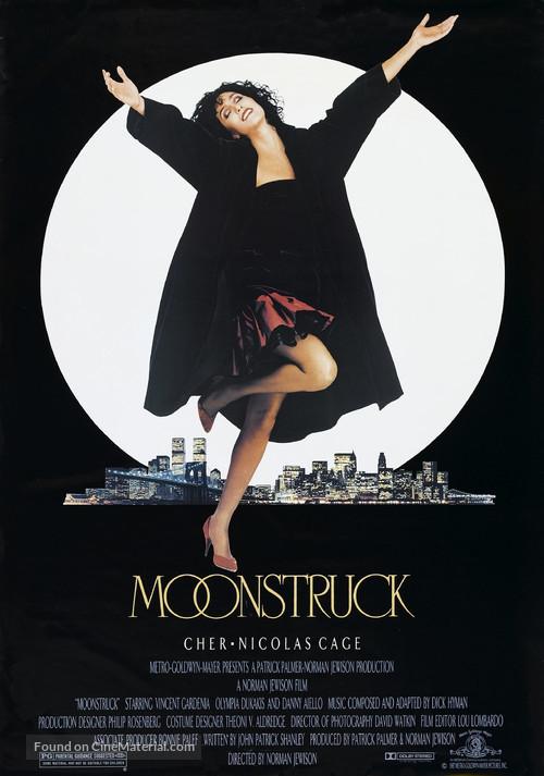 Moonstruck - Movie Poster
