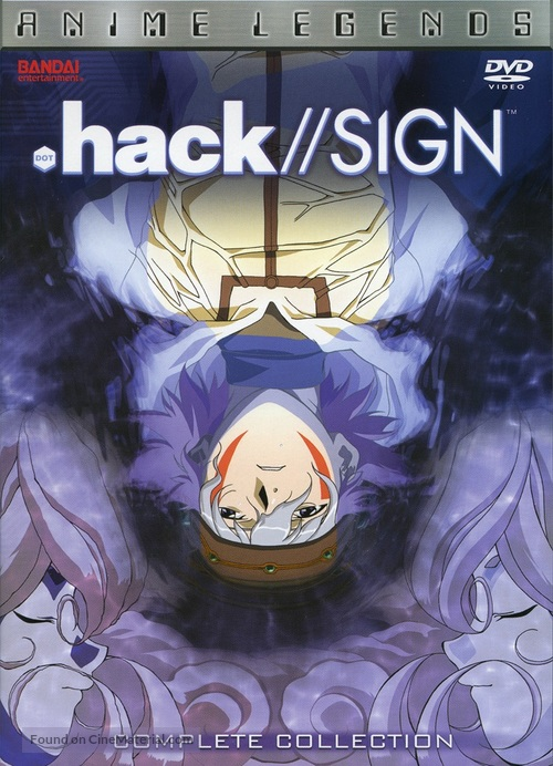 """"""".hack//SIGN"""" - Movie Cover"""