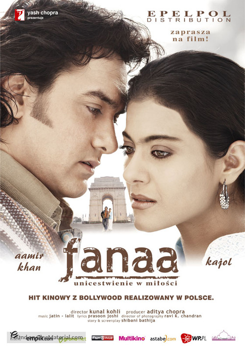 Image result for fanaa poster