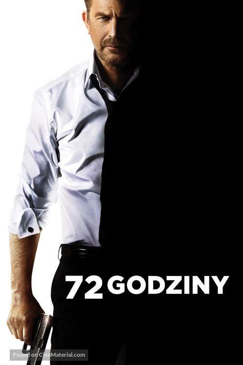3 Days to Kill - Polish Movie Cover