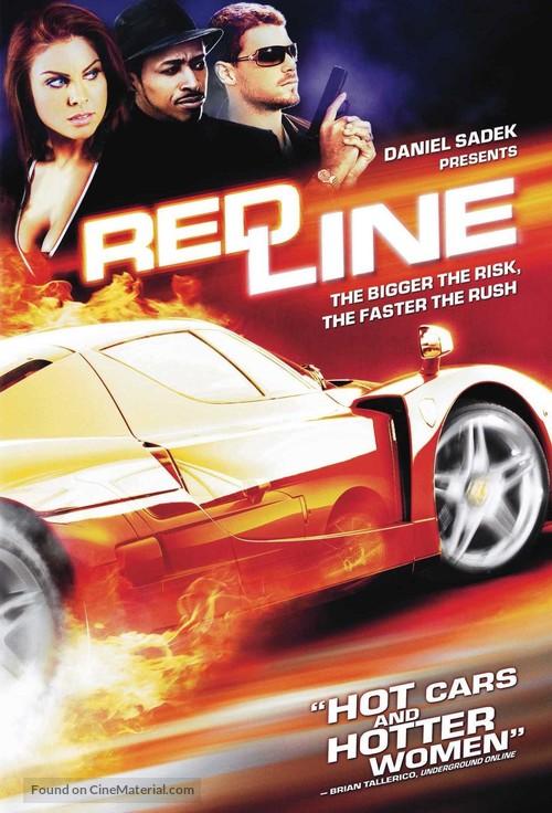 Redline 2007 Dvd Movie Cover