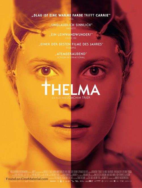 Risultati immagini per thelma film poster