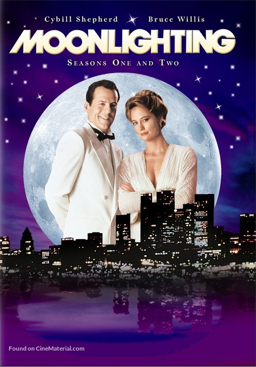 """Moonlighting"" - DVD movie cover"